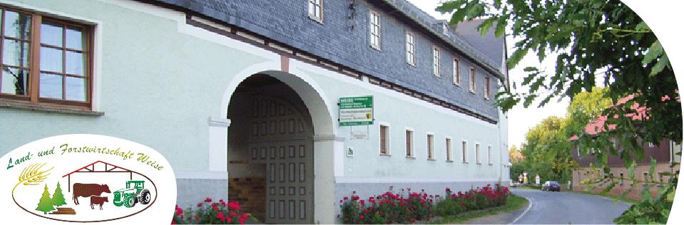 Ferienhof Weise - Strassenansicht